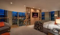 The Penthouse – Bedroom