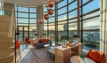 The Penthouse – Living Room