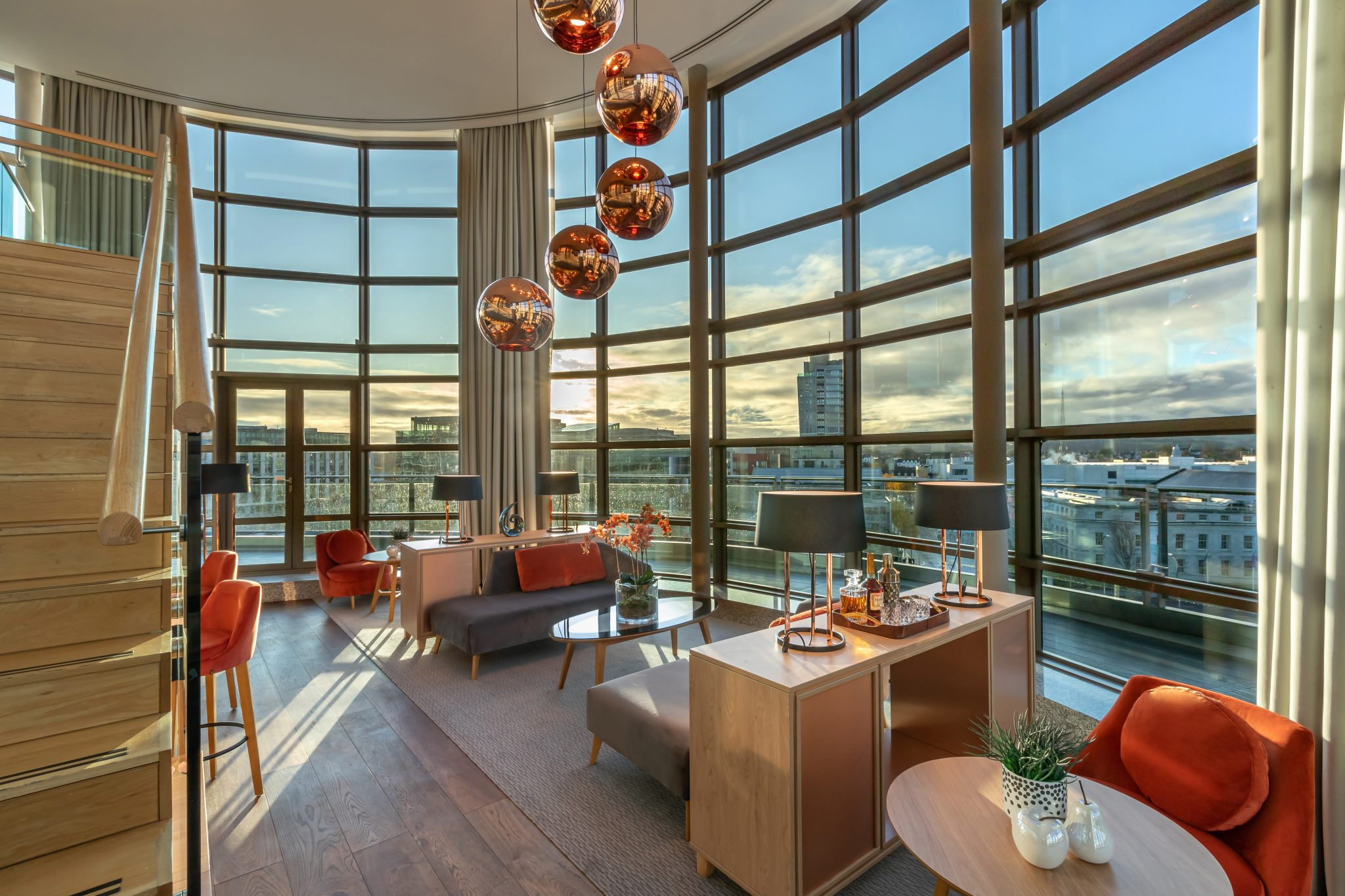 penthouse suite hotel in cork