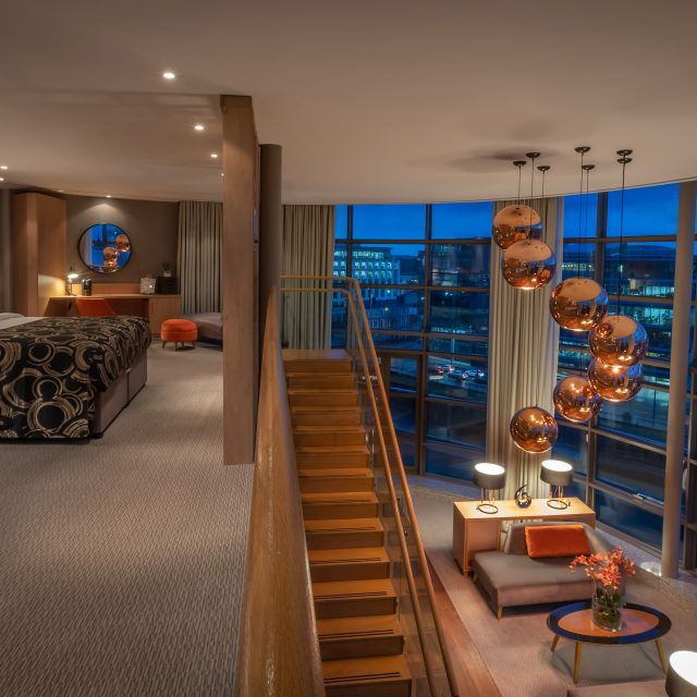 penthouse in cork city