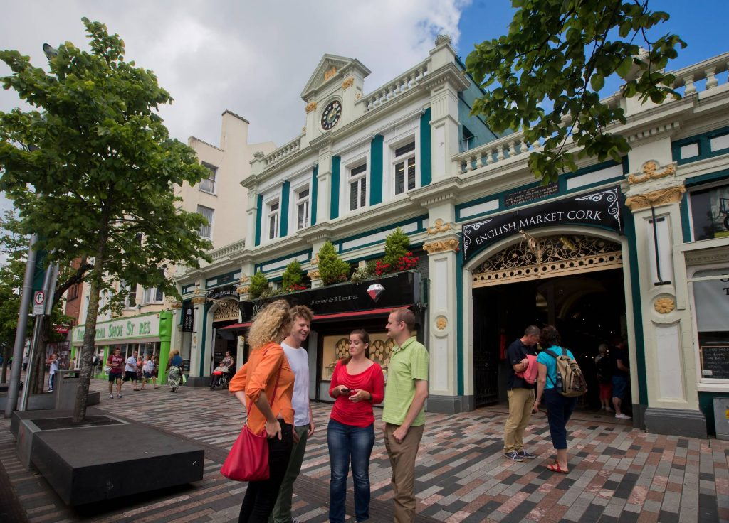 hotels near the english market cork