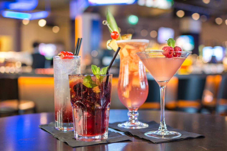 Clayton Hotel Burlington Road cocktails 4